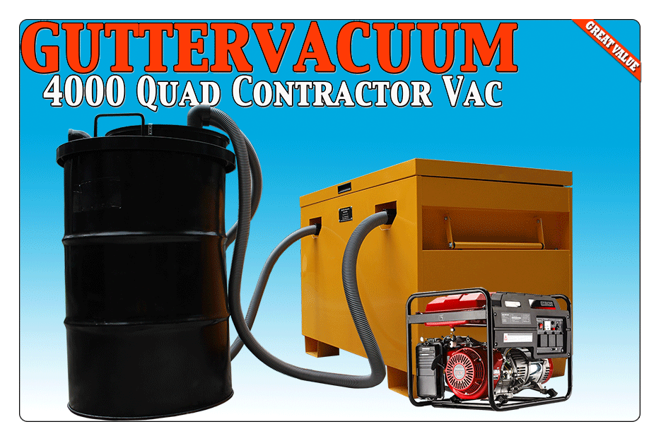 Quad-4000-Gutter-Vacuum-great-value